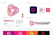 Создание логотипа с нуля 10 - kwork.ru