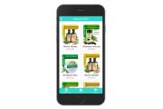 Нативное мобильное приложение под IOS и Android для интернет торговли 11 - kwork.ru