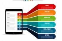 Набор инфографики. 13 тематик, 800 шаблонов, 2 пакета иконок 61 - kwork.ru