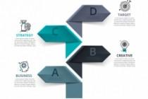 Набор инфографики. 13 тематик, 800 шаблонов, 2 пакета иконок 57 - kwork.ru