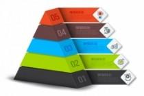 Набор инфографики. 13 тематик, 800 шаблонов, 2 пакета иконок 56 - kwork.ru