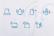 Нарисую эксклюзивные векторные иконки 26 - kwork.ru