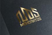 Сделаю логотип в трех вариантах 156 - kwork.ru