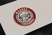 Сделаю логотип в круглой форме 157 - kwork.ru
