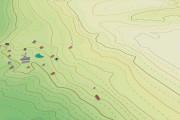Выполню трехмерную модель местности 22 - kwork.ru