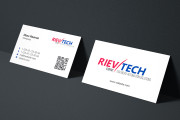 Дизайн визитки с исходниками 187 - kwork.ru