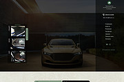 Дизайн страницы сайта в PSD 71 - kwork.ru