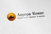 Разработка логотипа по вашему эскизу 202 - kwork.ru