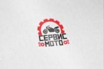Разработка логотипа по вашему эскизу 162 - kwork.ru