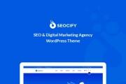 Шаблон SEO и агентства цифрового маркетинга с визуальным редактором 16 - kwork.ru