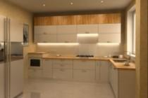 Дизайн и визуализация кухни 18 - kwork.ru