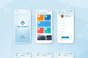 UX UI дизайн приложения для ios и android 11 - kwork.ru