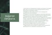 Стильный дизайн презентации 454 - kwork.ru