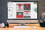 Дизайн Бизнес Презентаций 74 - kwork.ru