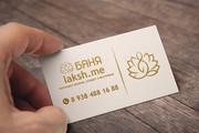 3 варианта дизайна визитки 154 - kwork.ru