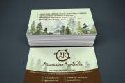2 варианта визитки в исходнике 21 - kwork.ru