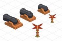 Пиксельная графика и анимация для игр. Персонажи 15 - kwork.ru