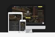 Создам сайт на WordPress с уникальным дизайном, не копия 68 - kwork.ru