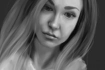 Рисую цифровые портреты по фото 97 - kwork.ru
