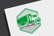 Сделаю логотип в круглой форме 128 - kwork.ru