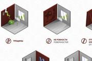Разработаю уникальную инфографику. Современно, качественно и быстро 60 - kwork.ru