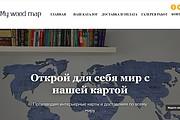 Создание сайта - Landing Page на Тильде 243 - kwork.ru