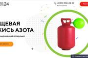 Качественная копия лендинга с установкой панели редактора 106 - kwork.ru