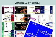 Дизайн упаковки, этикеток, пакетов, коробочек 23 - kwork.ru