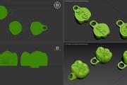 3D модель и визуализацию торгового места 60 - kwork.ru