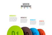 Набор инфографики. 13 тематик, 800 шаблонов, 2 пакета иконок 59 - kwork.ru