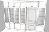 Проект корпусной мебели, кухни. Визуализация мебели 121 - kwork.ru