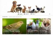 Создам автонаполняемый сайт на WordPress, Pro-шаблон в подарок 74 - kwork.ru