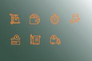 Нарисую иконки для сайта 81 - kwork.ru