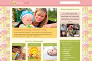 Доработка и исправления верстки. CMS WordPress, Joomla 134 - kwork.ru