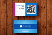3 варианта дизайна визитки 112 - kwork.ru