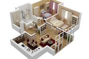 3Д план квартиры или дома 7 - kwork.ru