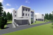 Визуализация экстерьера, фасадов здания 36 - kwork.ru