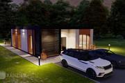 Фотореалистичная 3D визуализация экстерьера Вашего дома 233 - kwork.ru