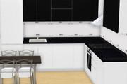 Создам 3D дизайн-проект кухни вашей мечты 29 - kwork.ru