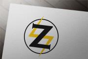 Нарисую логотип в векторе по вашему эскизу 177 - kwork.ru