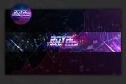Сделаю оформление канала YouTube 198 - kwork.ru