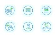 Нарисую векторные иконки для сайта, соц. сетей, приложения 21 - kwork.ru