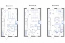 Планировка квартиры или жилого дома, перепланировка и визуализация 216 - kwork.ru