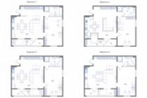 Планировка квартиры или жилого дома, перепланировка и визуализация 215 - kwork.ru
