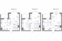 Планировка квартиры или жилого дома, перепланировка и визуализация 214 - kwork.ru