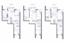 Планировка квартиры или жилого дома, перепланировка и визуализация 211 - kwork.ru