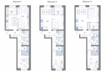 Планировка квартиры или жилого дома, перепланировка и визуализация 210 - kwork.ru