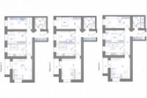 Планировка квартиры или жилого дома, перепланировка и визуализация 204 - kwork.ru