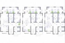 Планировка квартиры или жилого дома, перепланировка и визуализация 199 - kwork.ru
