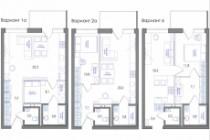 Планировка квартиры или жилого дома, перепланировка и визуализация 198 - kwork.ru